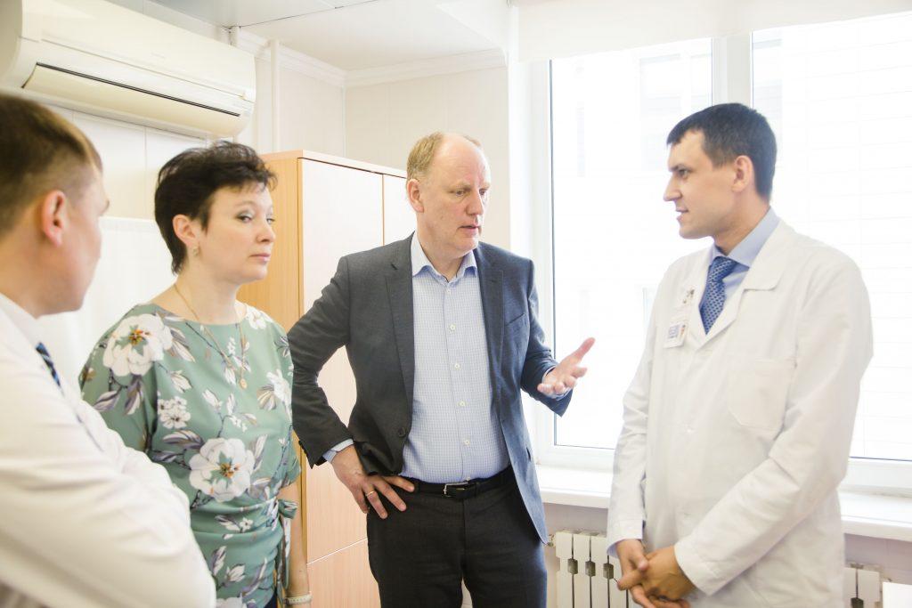 МКДЦ станет школой для врачей и центром аналитики