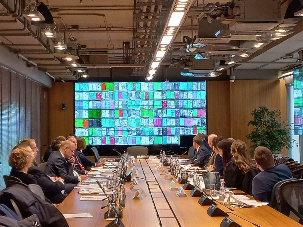 Генеральный директор Портавита Хелс Марк Слейтер выступил на заседании  Смешанной комиссии по экономическому сотрудничеству между Российской Федерацией и Королевством Нидерландов